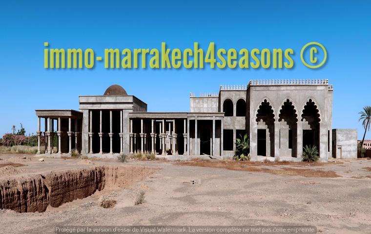 agence immo  marrakech